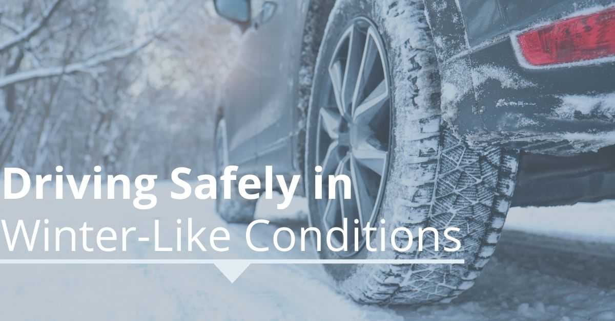 Driving Safely in Winter-Like Conditions - Franklin, TN ...